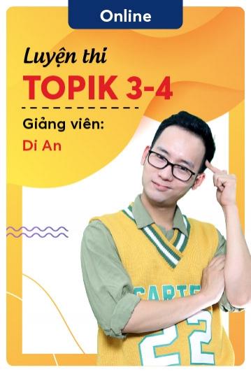 Luyện thi TOPIK 3-4